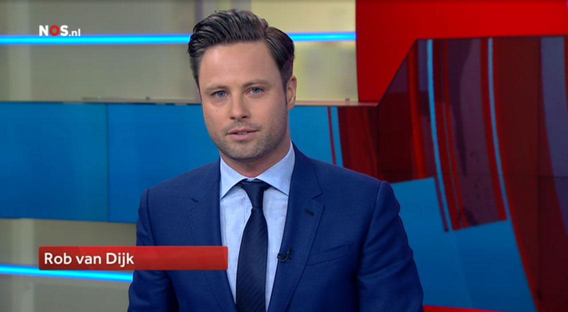 Nieuwslezer Rob van Dijk