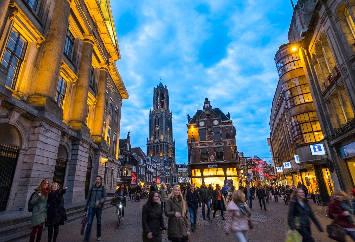 Inwoners van Utrecht